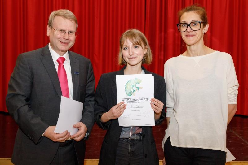 Österreichische Philosophieolympiade 2018