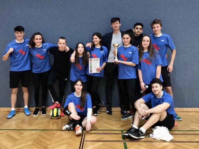 Volleyball Finale 2019