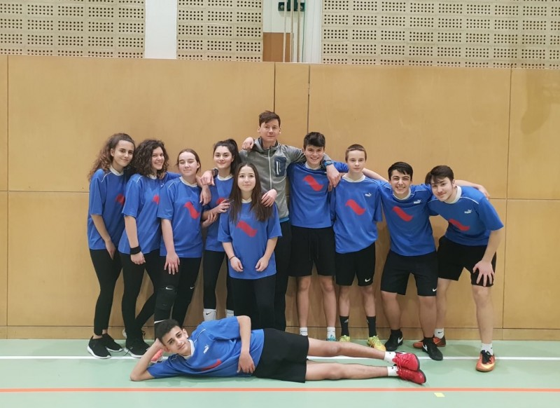 Volleyball Vorrundenturnier